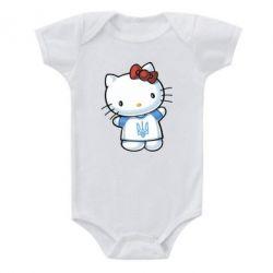 Детский бодик Hello Kitty UA - FatLine