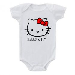 Детский бодик Hello Kitty - FatLine