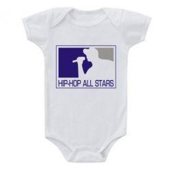 Дитячий бодік Hip-hop all stars