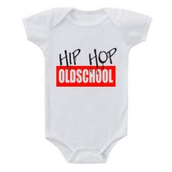 Детский бодик Hip Hop oldschool - FatLine