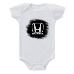 Детский бодик Хонда арт, Honda art - FatLine