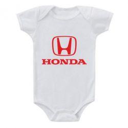 Детский бодик Honda Classic - FatLine