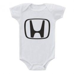 Детский бодик Honda Logo - FatLine