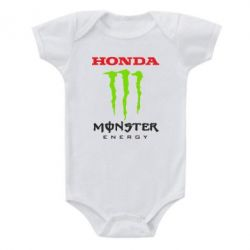 Детский бодик Honda Monster Energy - FatLine