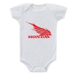 Детский бодик Honda Skelet - FatLine