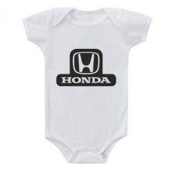 Детский бодик Honda Stik - FatLine