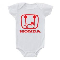 Дитячий бодік Honda - FatLine