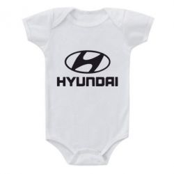 Детский бодик HYUNDAI