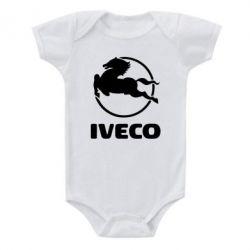 Детский бодик IVECO - FatLine