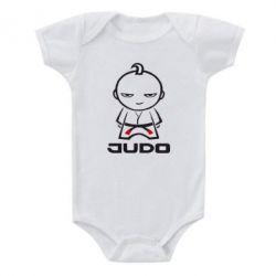 Детский бодик Judo Fighter - FatLine
