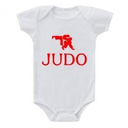 Детский бодик Judo - FatLine