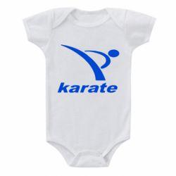 Детский бодик Karate - FatLine