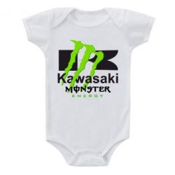 Детский бодик Kawasaki Monster Energy - FatLine