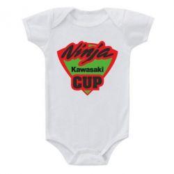 Детский бодик Kawasaki Ninja Cup - FatLine