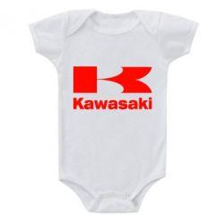 Детский бодик Kawasaki - FatLine