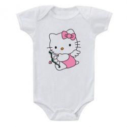 Детский бодик Kitty амурчик - FatLine