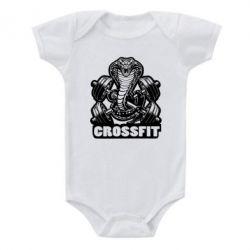 Детский бодик Кобра CrossFit - FatLine