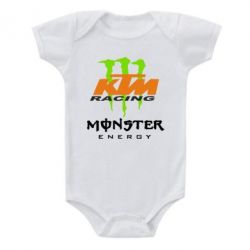 Детский бодик KTM Monster Enegry - FatLine