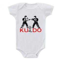 Детский бодик Kudo Fight - FatLine