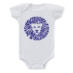 Дитячий бодік лев - FatLine