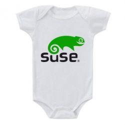 Детский бодик Linux Suse