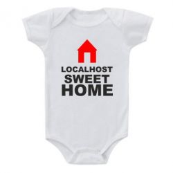 Детский бодик Localhost Sweet Home - FatLine