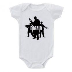 Детский бодик Mafia - FatLine