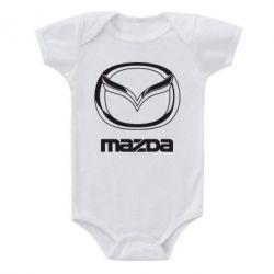 Детский бодик Mazda Logo - FatLine