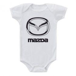 Детский бодик Mazda Small - FatLine