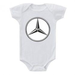 Детский бодик Mercedes - FatLine