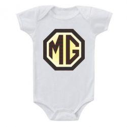 Детский бодик MG Cars Logo - FatLine