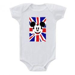 Дитячий бодік Mickey Swag