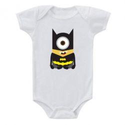 Детский бодик Minion Batman - FatLine