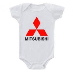 Детский бодик Mitsubishi small - FatLine