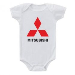 Детский бодик MITSUBISHI - FatLine