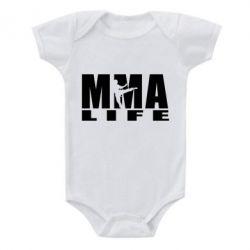Детский бодик MMA Life - FatLine