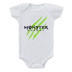 Детский бодик Monster Energy Stripes - FatLine