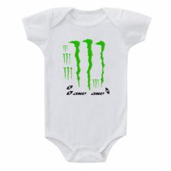 Детский бодик Monster One - FatLine