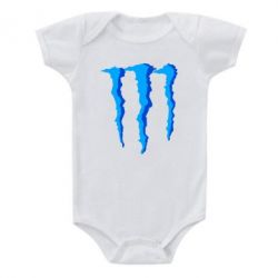 Детский бодик Monster Stripes - FatLine