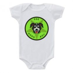 Детский бодик Mr. Pickles Good Boy - FatLine