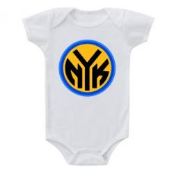 Детский бодик New York Knicks logo - FatLine
