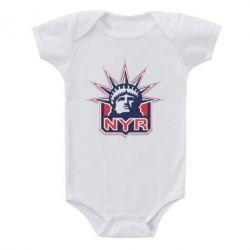 Детский бодик New York Rangers - FatLine