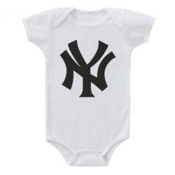 Детский бодик New York yankees - FatLine