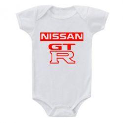 Детский бодик Nissan GT-R - FatLine