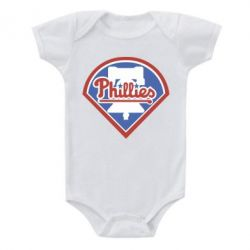 Детский бодик Philadelphia Phillies - FatLine