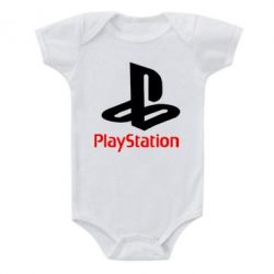 Детский бодик PlayStation - FatLine