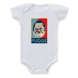 Детский бодик Pudge aka Obey - FatLine