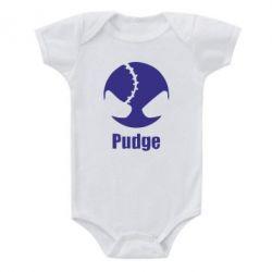 Детский бодик Pudge - FatLine