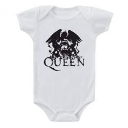 Детский бодик Queen - FatLine