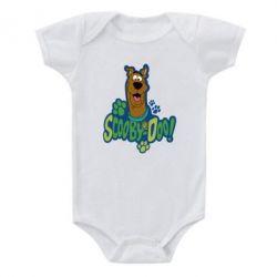 Детский бодик Scooby Doo! - FatLine